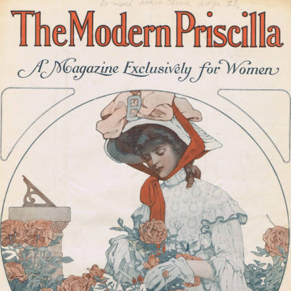 Early 20th Century Women's Magazines