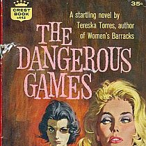 Passions Uncovered: Gay, Lesbian and Transgender Pulps