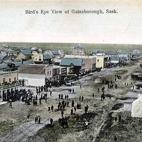 Postcard Views of Southeast Saskatchewan