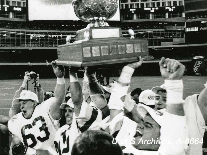 Huddle Up with BT and the Vanier Cup this Friday!