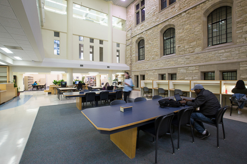 Floor Plans University Library University Of Saskatchewan